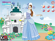 Play Dancing princess dress up Game