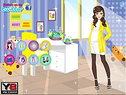 Fortunate Mother Dress Up game