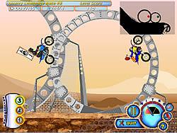 Moto Rush 2 game