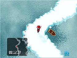 Ice Bike game
