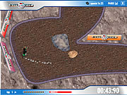 Biker Mice Mars game
