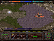 Starcraft Flash Action 5 game