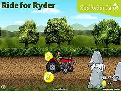 Ride For Ryder game