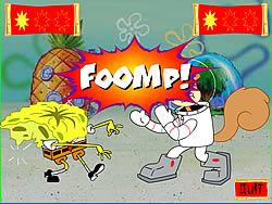 Spongebob's KahRahTay Contest game