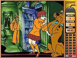 Permainan Scooby Doo Find The Numbers