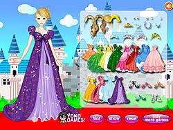 A Princess at Dineyland game