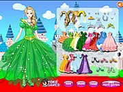 A princess at dineyland Gioco
