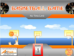 Gioca gratuitamente a Basketball Game