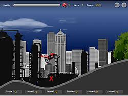 ATV Stunt game