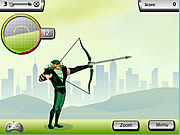 Justice League Training Academy - Green Arrow  game