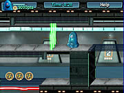 Play Monsters vs aliens save earh as only a monster can Game
