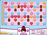Play Milk candy shower Game