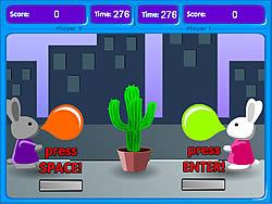 Jogar jogo grátis Bunny Bloony