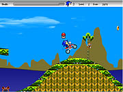 juego Sonic The Hedgehogs Moto