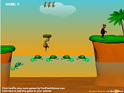 Turtle Bridge oyunu
