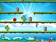 Play Water ball jumper Game