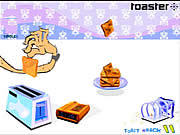 Toaster game