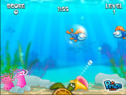 Bubafish game