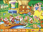 Play Hidden objects snow white Game