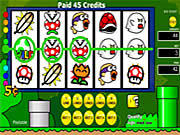 Play Super mario world slots Game