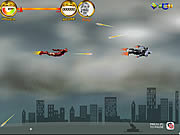 Ironman air combat Gioco