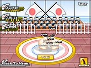 Play Sumo tournament Game