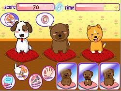 Puppies Salon game