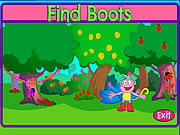 Find Boots game