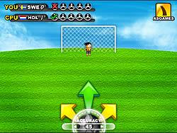 Penalty Kick game