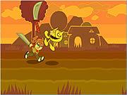juego Sammy Samurai Runner