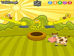 Rescue A Chicken game