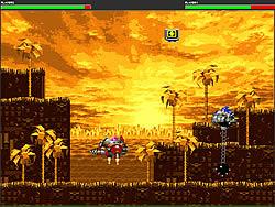 Jogar jogo grátis Ultimate Robotnik Duels