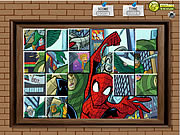 Play Photo mess new spiderman Game