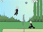 Play Jeeves volleyball Game