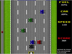 Permainan Freeway Fighter