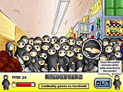 Gioca gratuitamente a Ninja Or Nun 2