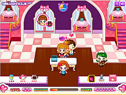 Sami's Tea Restaurant game