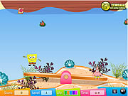 Play Spongebob squarepants seasaw mania Game