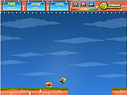 Play Spongebob squarepants fall fall fall away Game