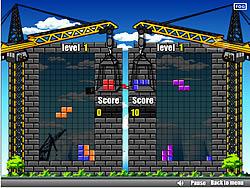 Droptris game