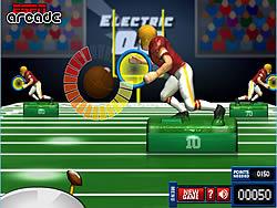 Electric QB game