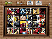 Photo Mess - Marvel Avengers game