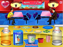 Burger Shop game