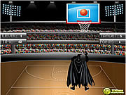 Batman vs Superman Basketball Tournament game