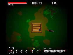 Permainan Zombie Horde 1