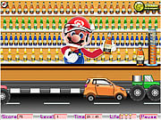 Play Drunken mario Game