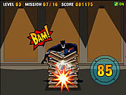 Batman's Power Strike game