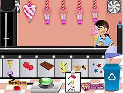 Ice Cream Factory game