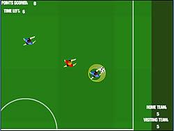 gra Soccer Shootout Game
