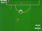 Play Soccer shootout game Game